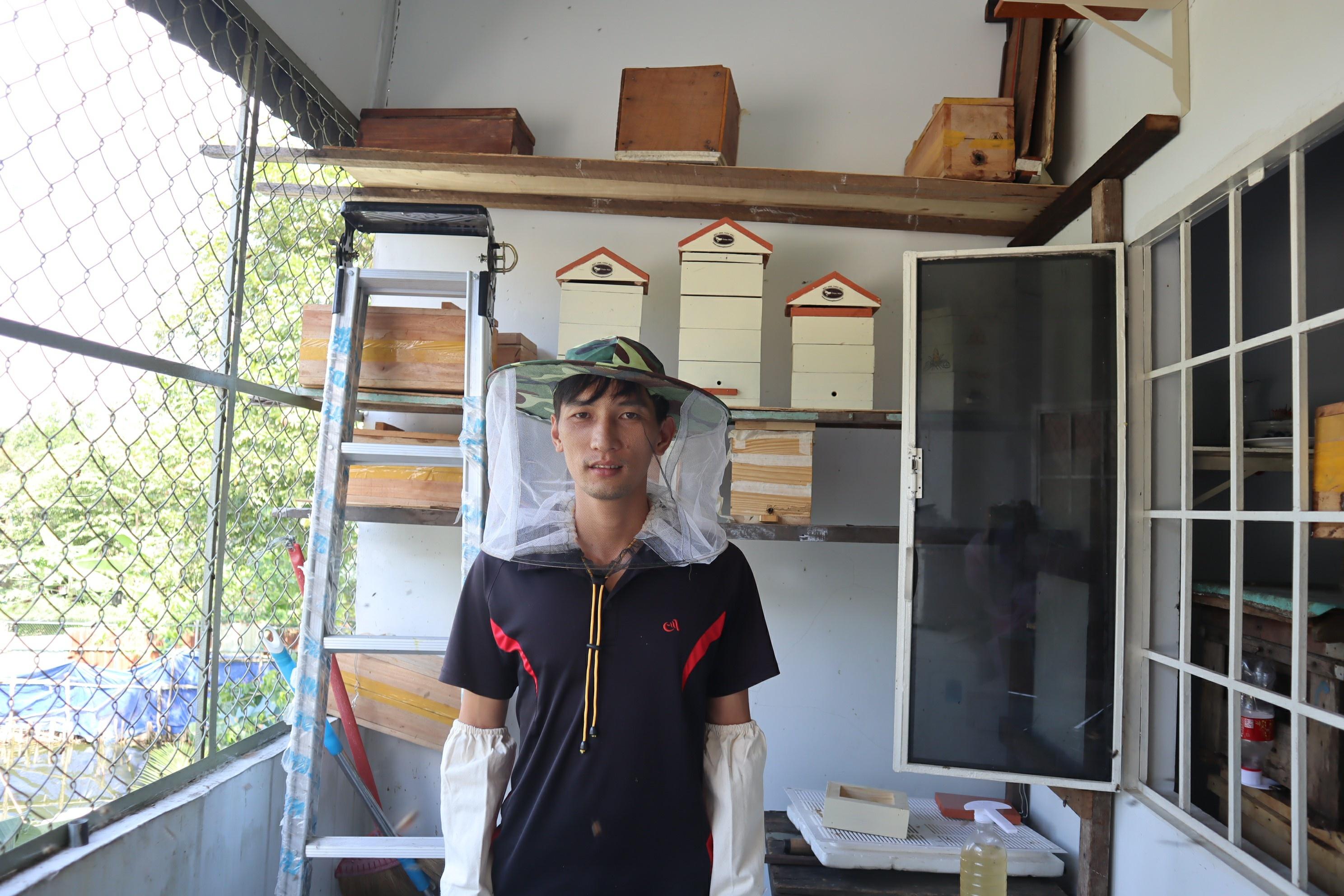 Mũ Bảo Hộ Chống Ong - Côn Trùng Đốt TP Hồ Chí Minh